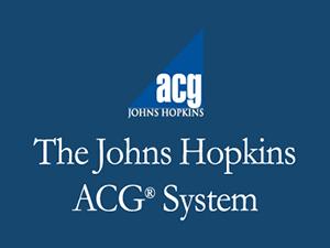 The ACG System Advantage   Johns Hopkins ACG® System
