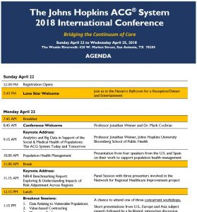 an analysis of johns hopkins international services Roberto a sosa, md dr sosa was named medical director of johns hopkins all children's international patient services in 2013 after nearly 40 years as the leader of the hospital's regional neonatology program.